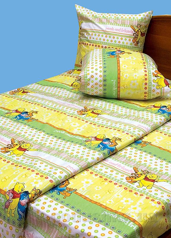 Комплект постельного белья детский Ярослав сатин s823
