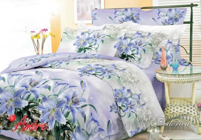 Комплект постельного белья Federica Amore Ранфорс