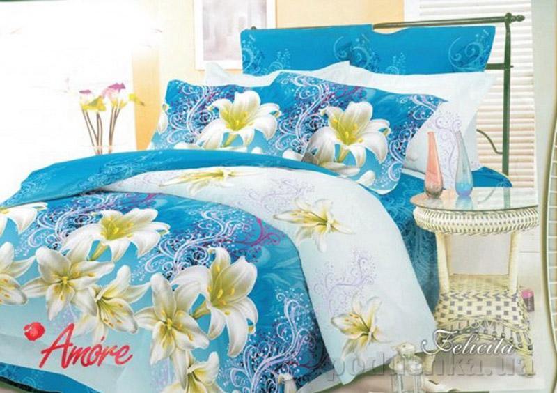 Комплект постельного белья Felicita Amore Ранфорс