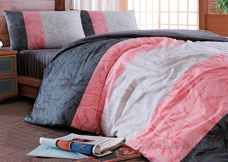 Постельное белье Hobby Aspendos розовый