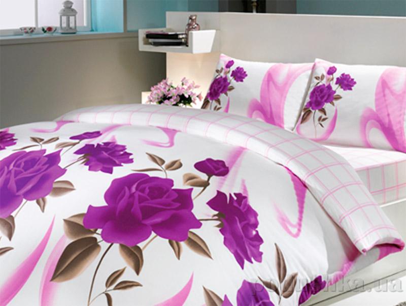 Постельное белье Hobby Elena фиолетовый