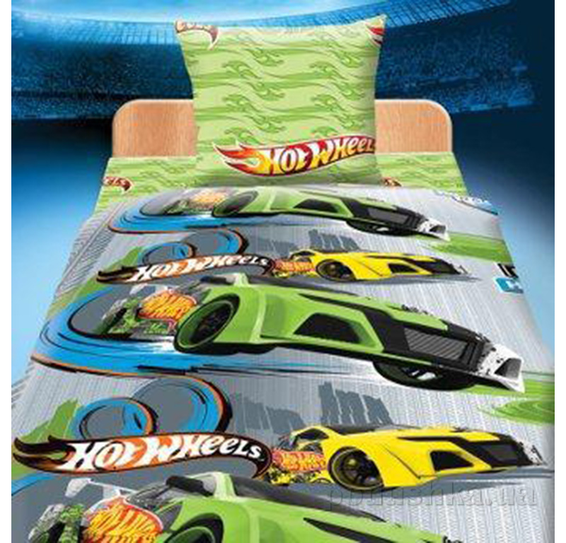 Постельное белье Hot Wheels Гонки