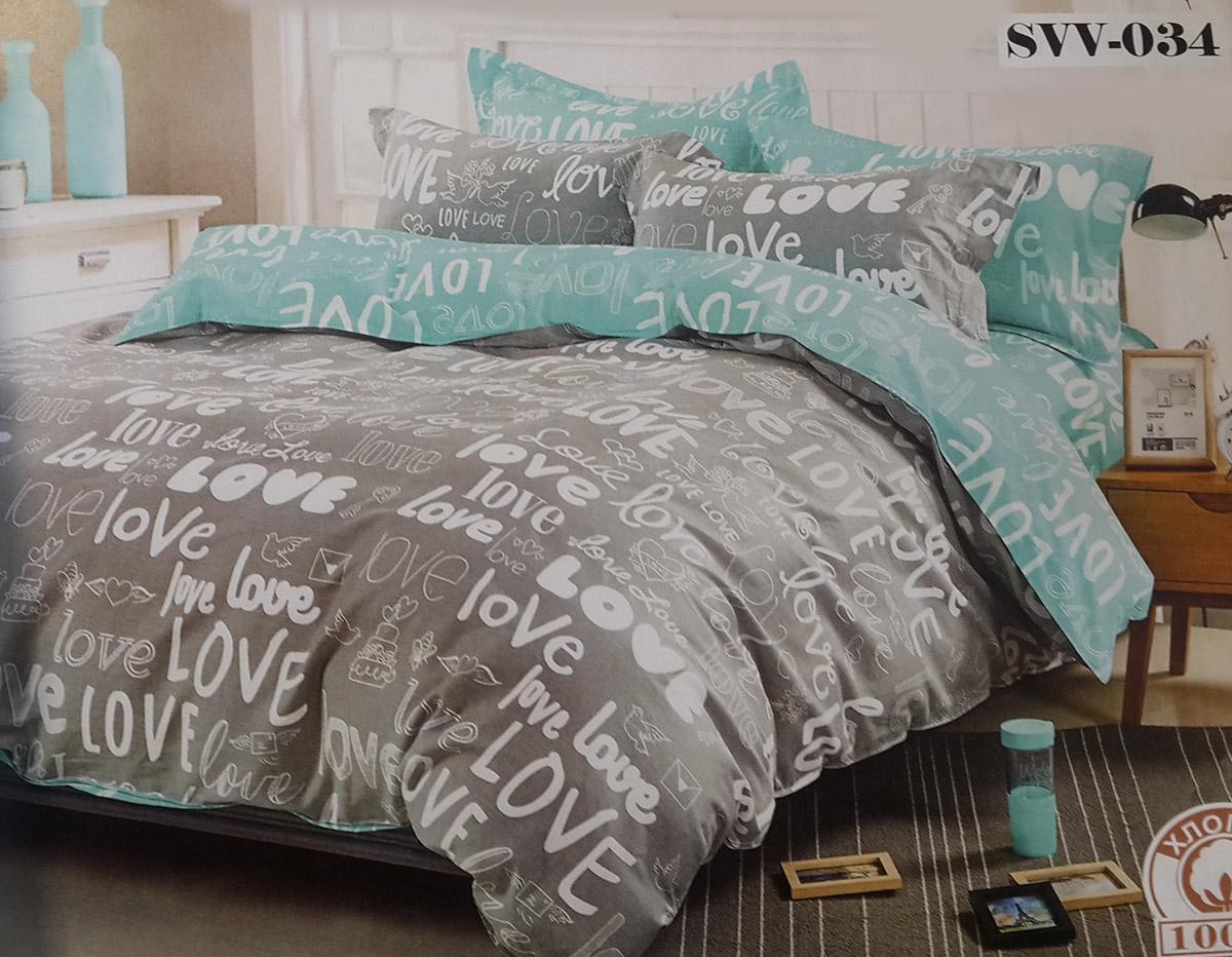 Комплект постельного белья из бязи Тиротекс SV 034
