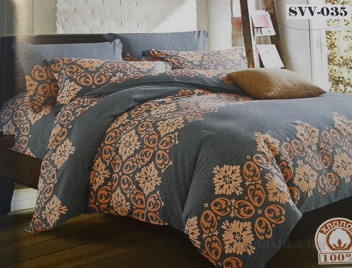Комплект постельного белья из бязи Тиротекс SV 035