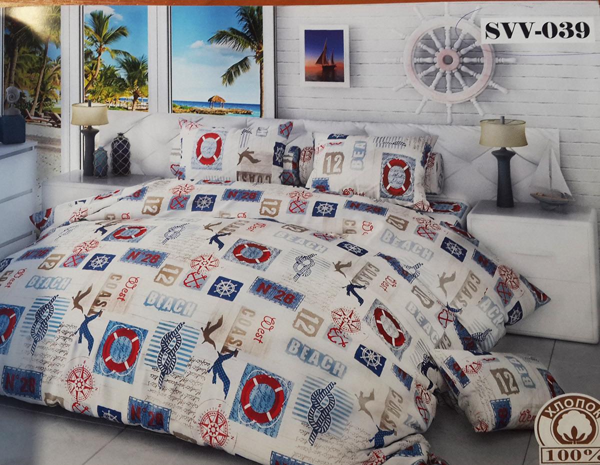 Комплект постельного белья из бязи Тиротекс SV 039