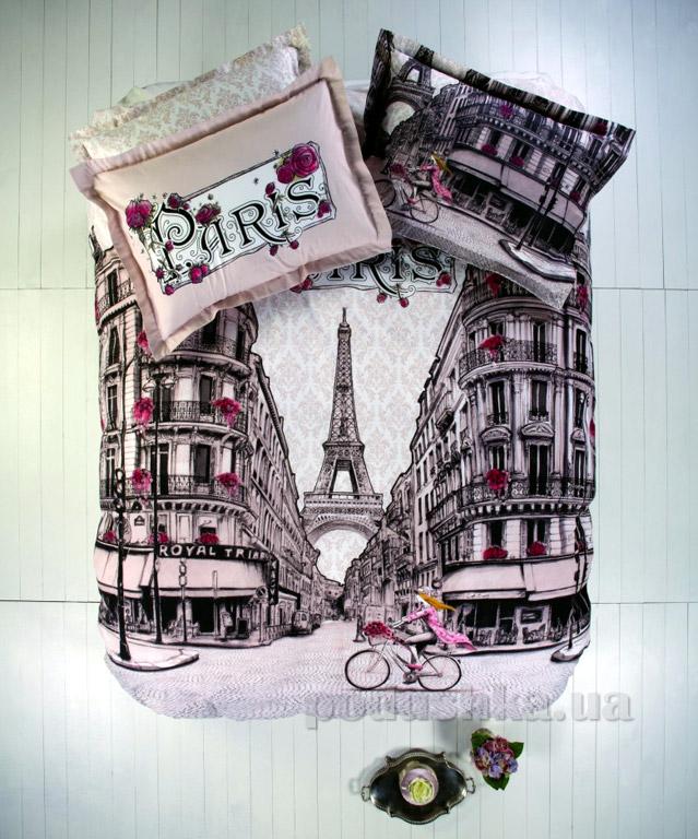 Постельное белье Karaca City Paristime