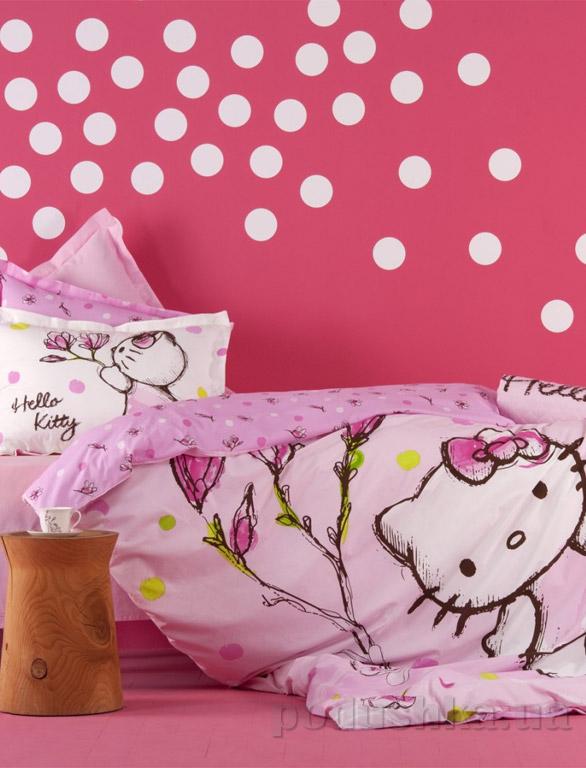 Постельное белье Karaca Hello Kitty Feel