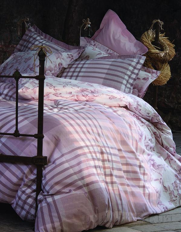 Постельное белье Karaca Merlin пудра