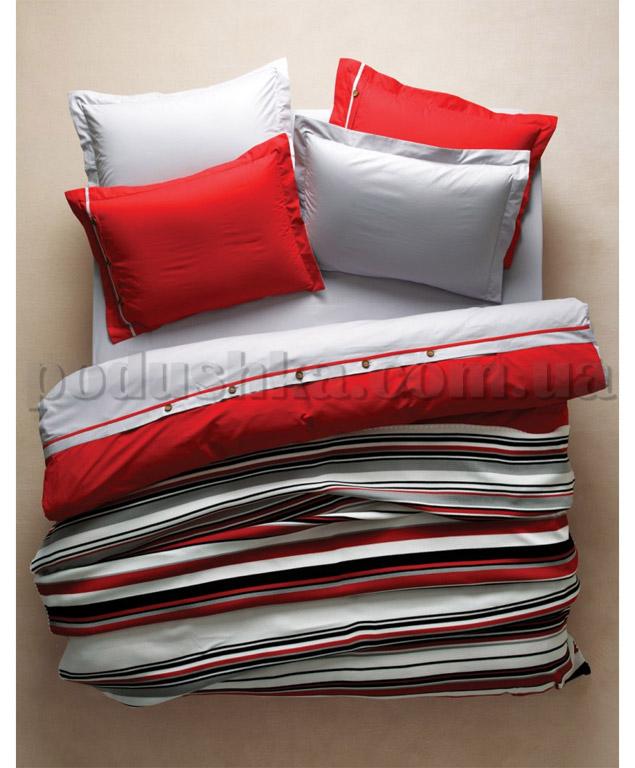 Постельное белье Karaca Solid Thin красный