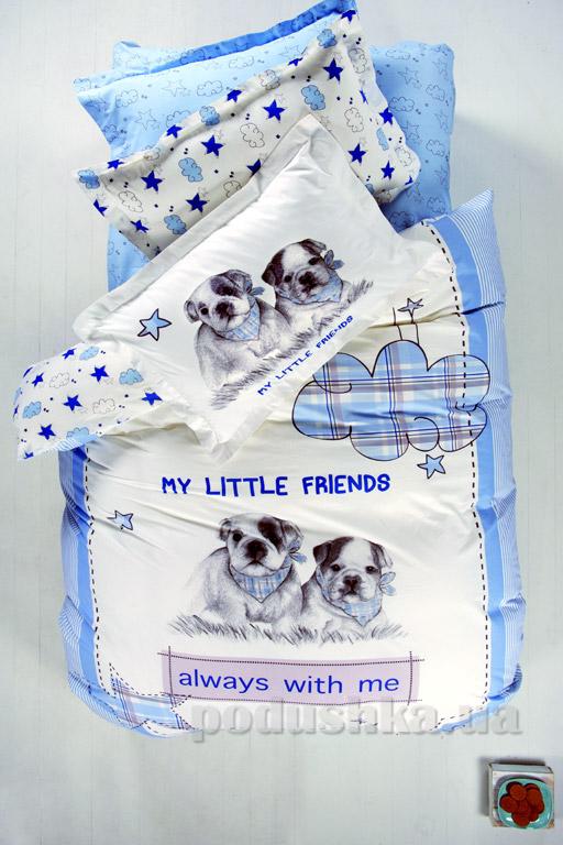 Постельное белье Karaca Sweet dog
