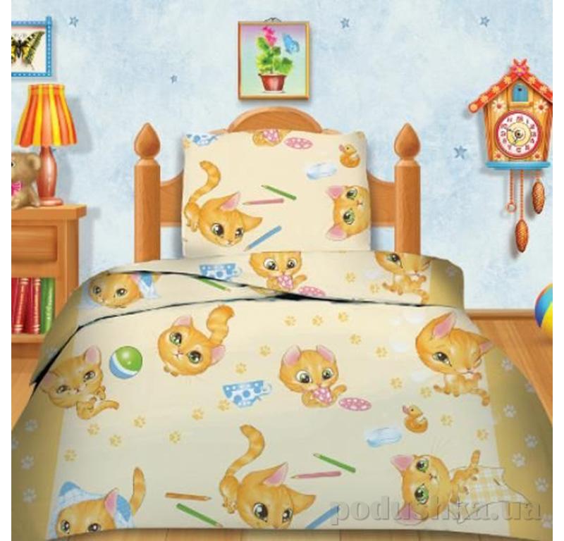 Постельное белье Кошки-мышки Усатый-полосатый