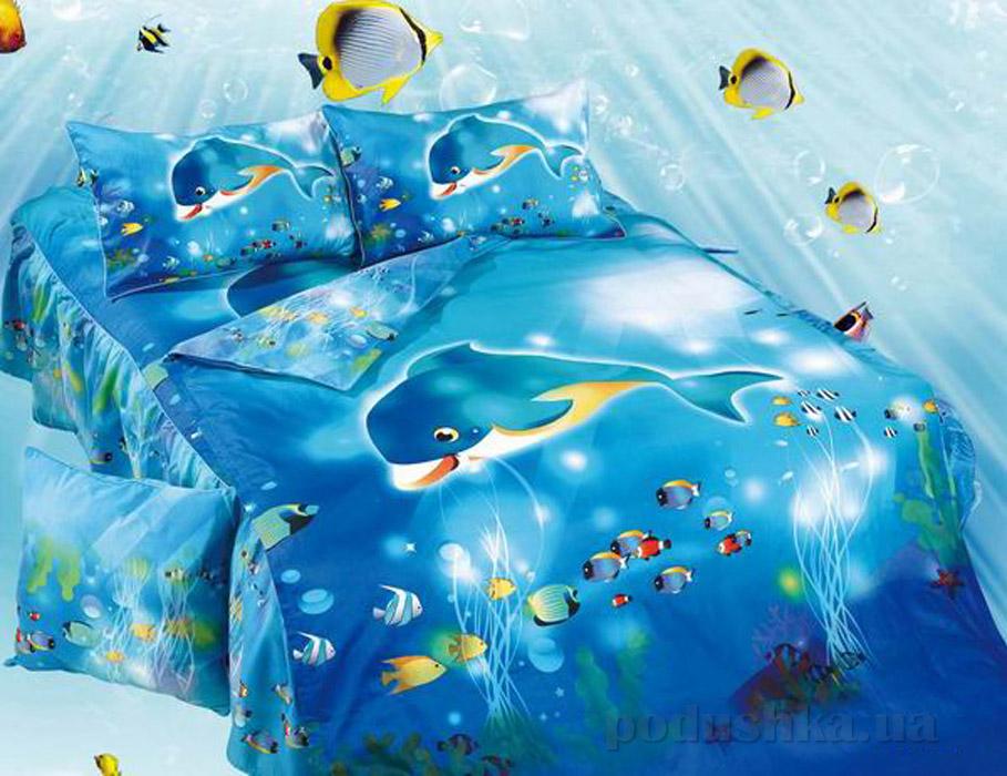 Постельное белье La Scala KI-073 Дельфин