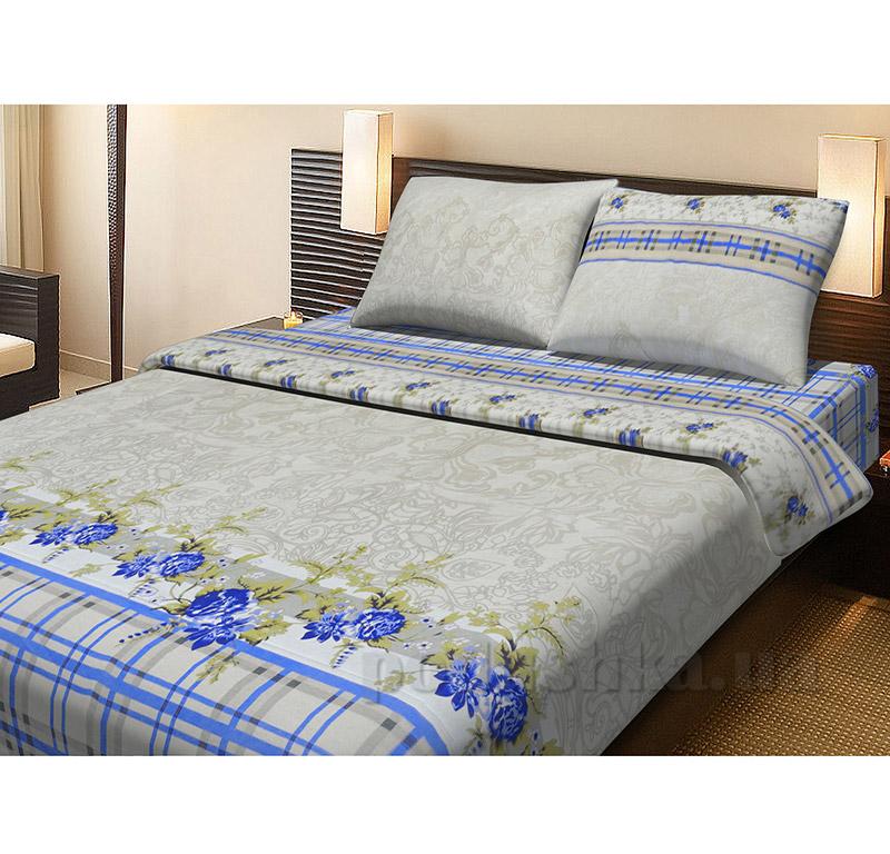 Комплект постельного белья Lotus Laura синий