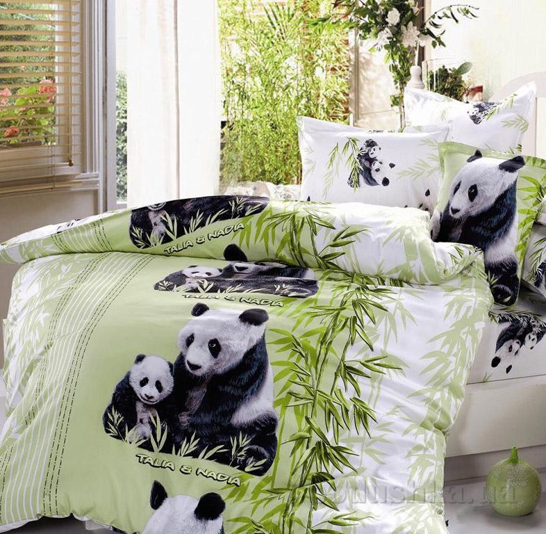 Постельное белье Love You Панда