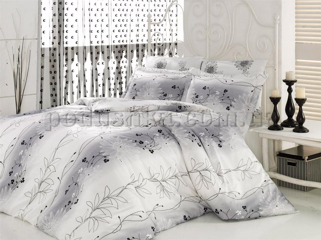 Постельное белье Mariposa Black and white