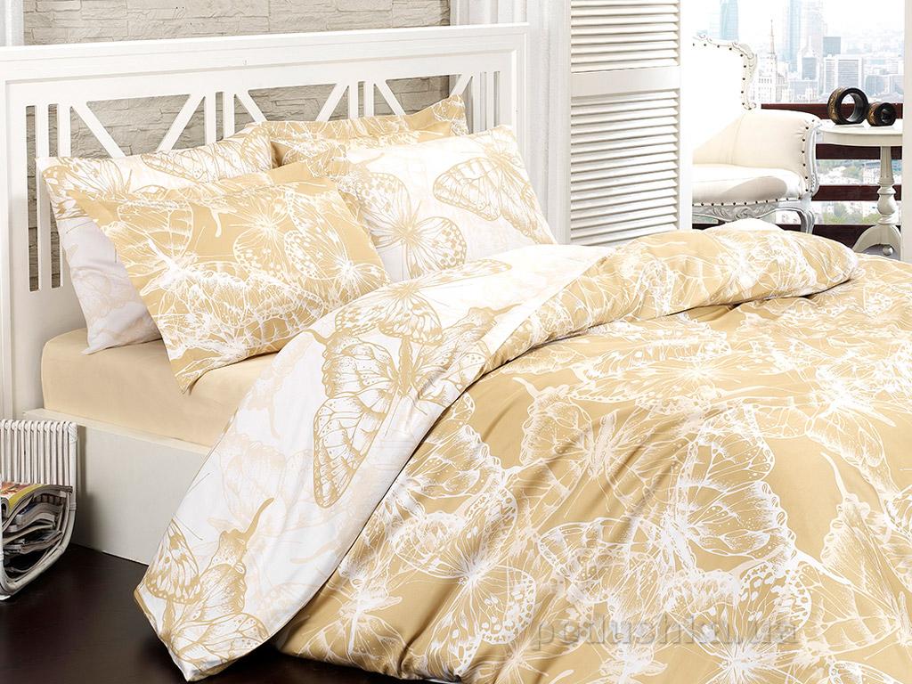 Постельное белье Mariposa Esila Gold