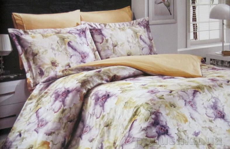 Постельное белье Mariposa Helen шелк-бамбук жаккард