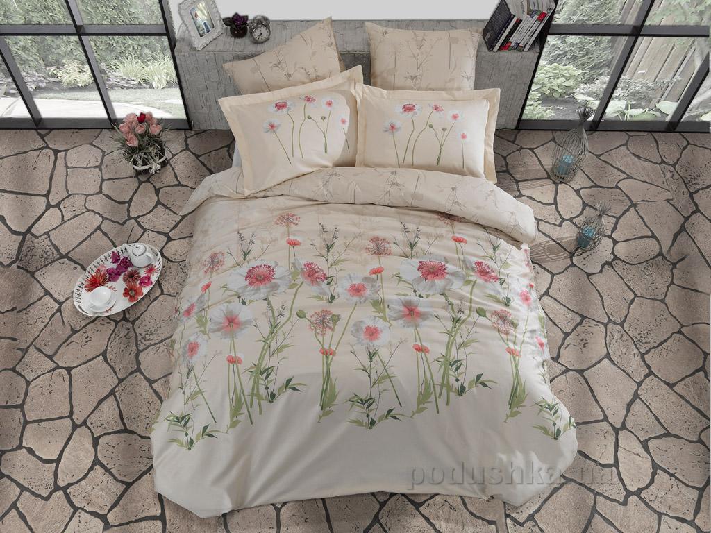 Постельное белье Mariposa Lila cream V2