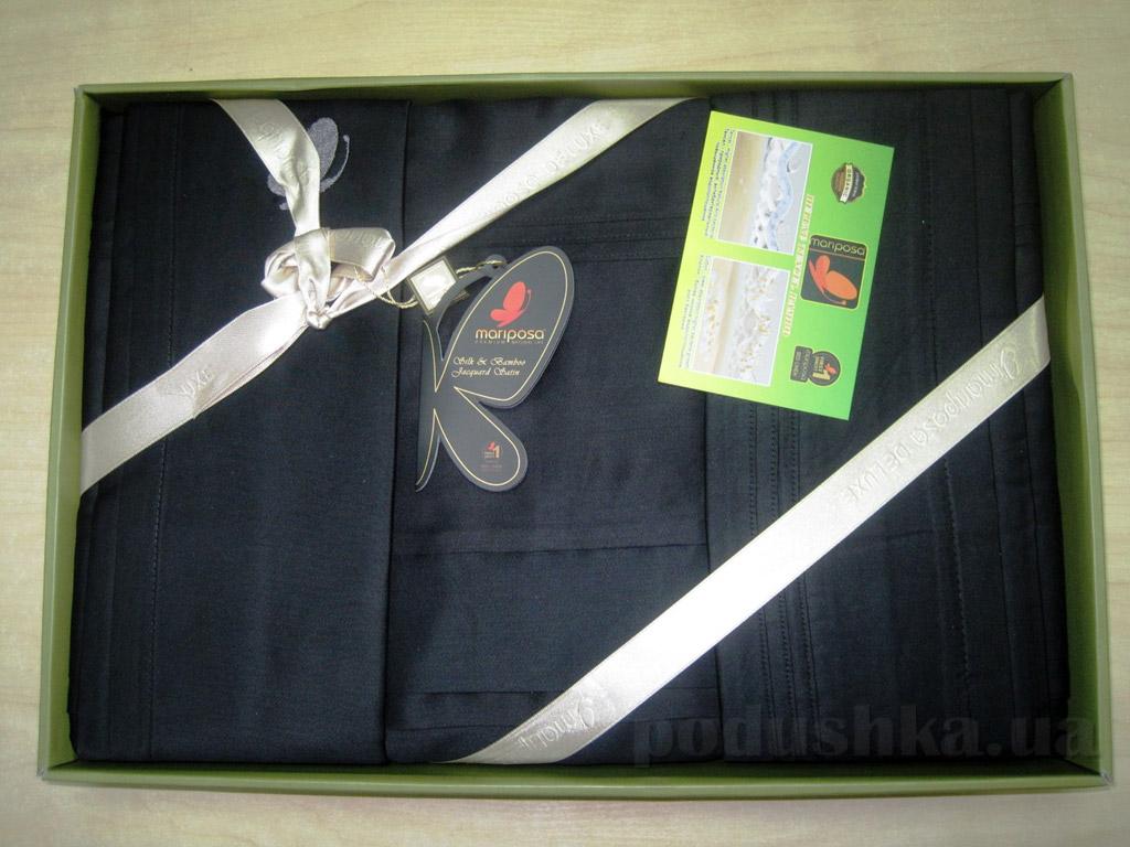Постельное белье Mariposa Nevrul Black