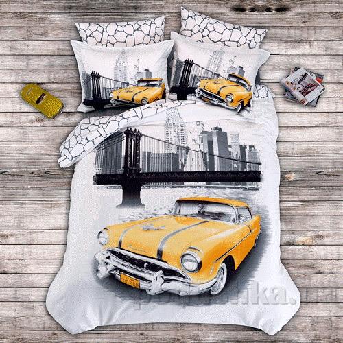 Постельное белье Mariposa Taxi