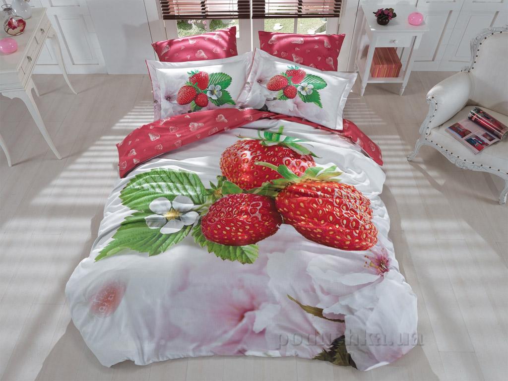 Постельное белье Mariposa Strawberry V1