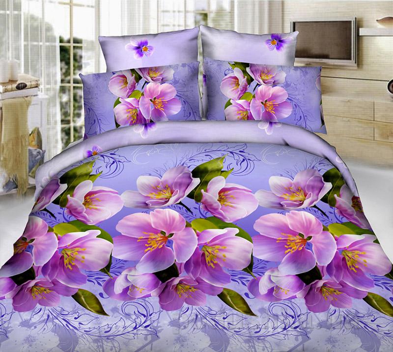 Комплект постельного белья Phatthaya SoundSleep Поплин
