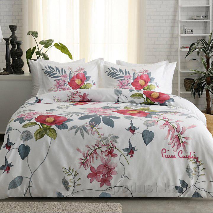 Комплект постельного белья Pierre Cardin Avian V01 красный