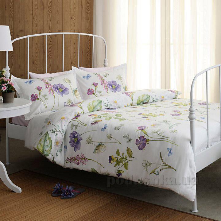 Комплект постельного белья Pierre Cardin Blanche V01 зеленый