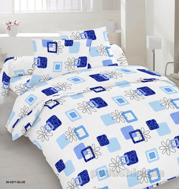 Постельное белье Руно 30-0271 голубой