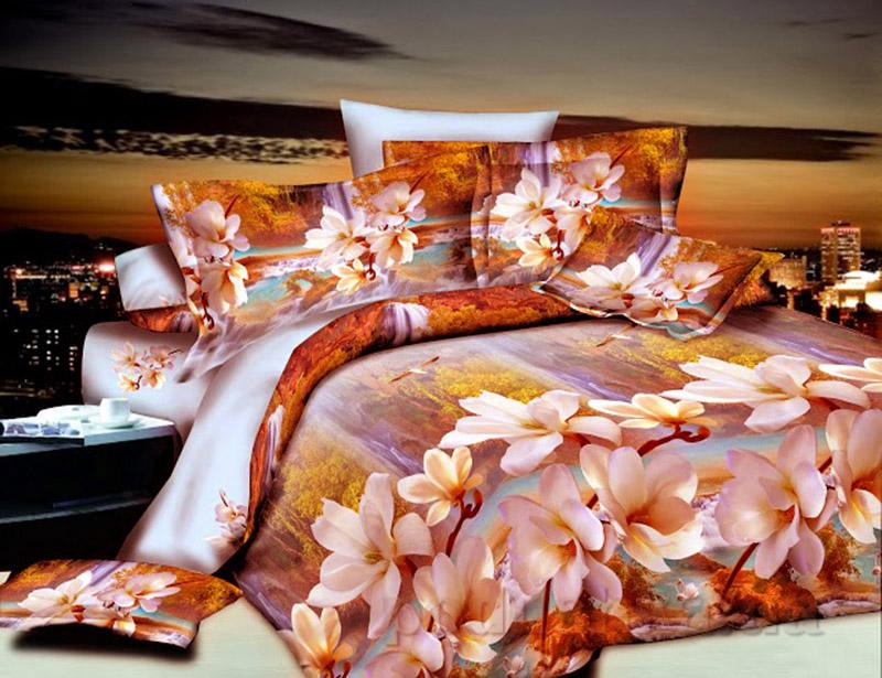 Комплект постельного белья Сиань SoundSleep поплин