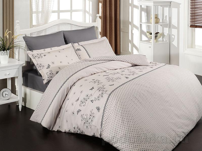 Комплект постельного белья SoundSleep Numidia ранфорс бежевый