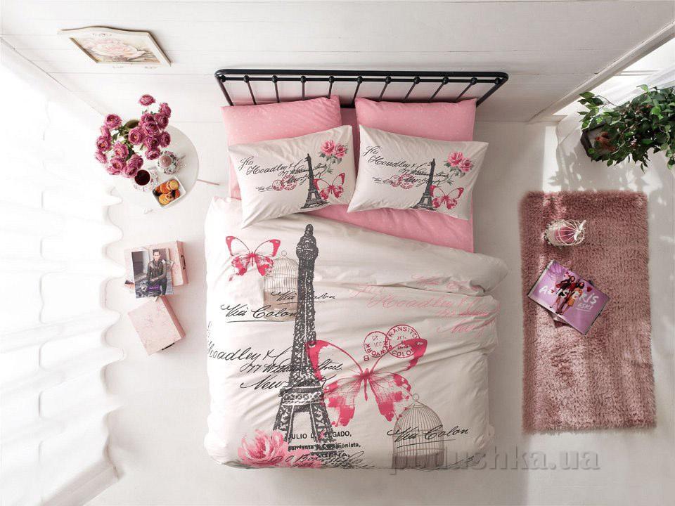 Постельное белье TAC Giselle V01 розовый