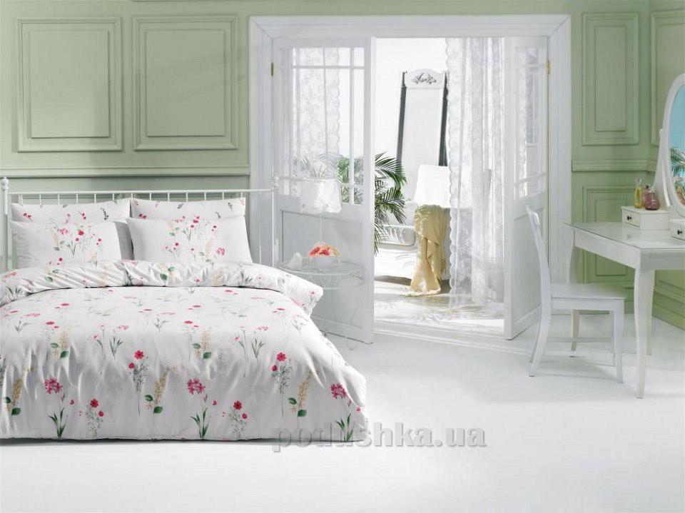 Постельное белье TAC Kaylee V01 розовый