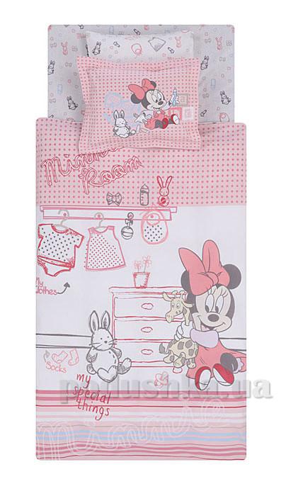 Постельное белье TAC Minnie scribble play