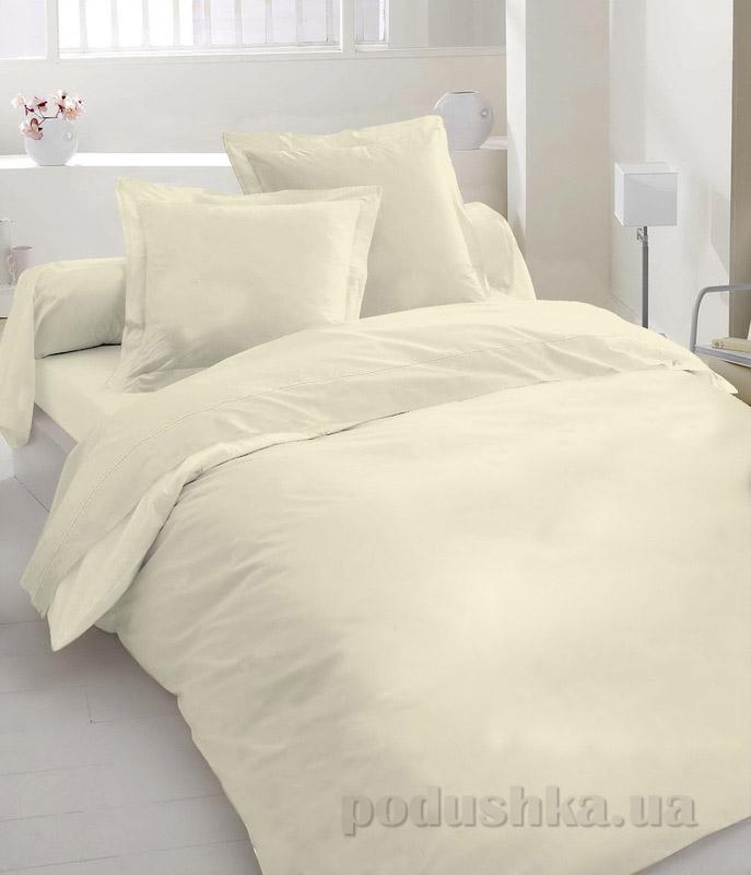 Комплект постельного белья TM Nostra Сатин Papyrus Active гладкокрашеный