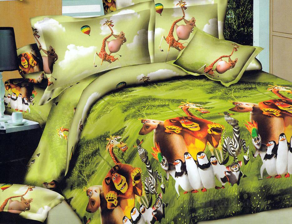 Постельное белье в детскую кроватку Вилюта 4014
