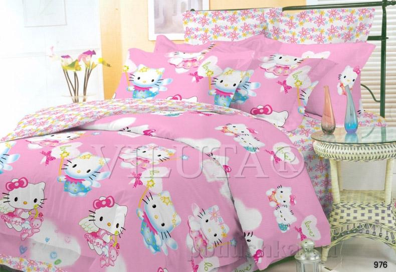 Постельное белье в детскую кроватку Вилюта 976