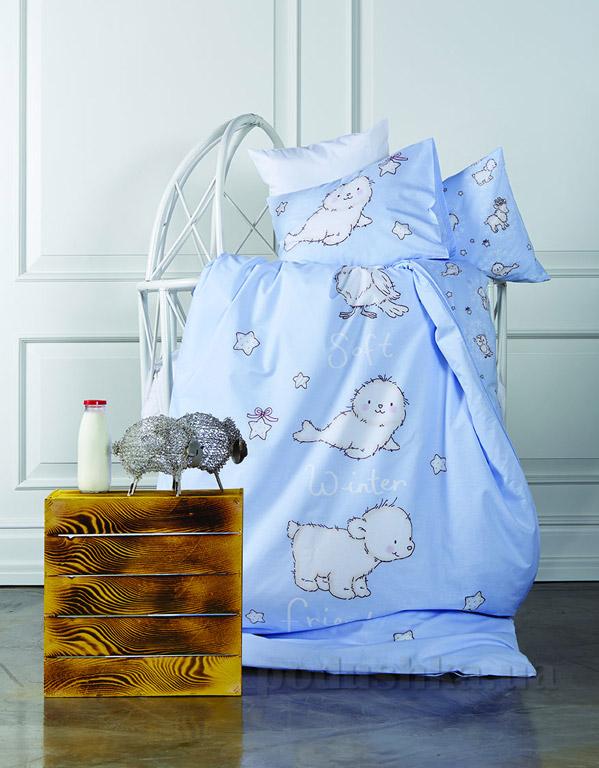 Постельное белье в кроватку Karaca Pretty