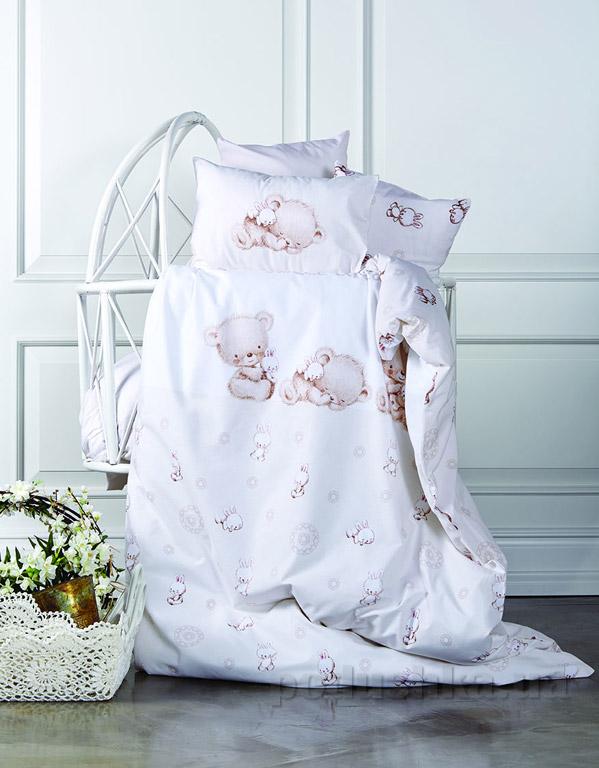 Постельное белье в кроватку Karaca Sweety