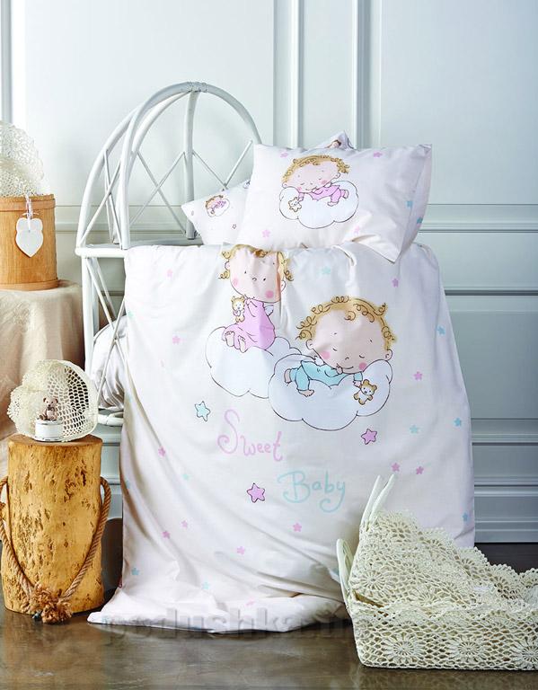 Постельное белье в кроватку Karaca Uykucu