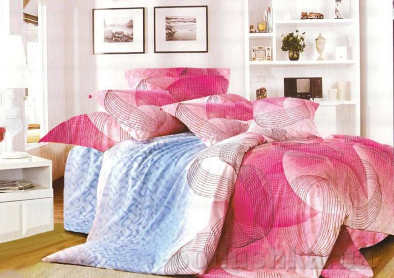 Комплект постельного белья Валенсия SoundSleep ранфорс