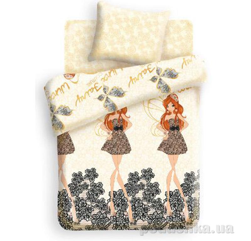 Постельное белье Winx Fairy Couture Bloom