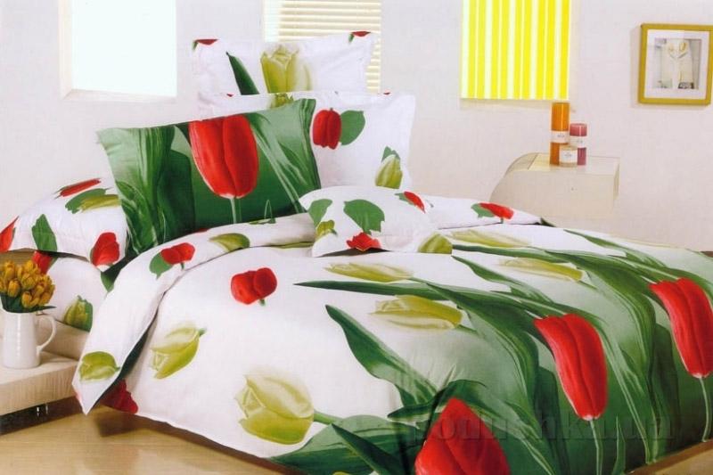 Постельное белье Word of Dream H035 Тюльпан