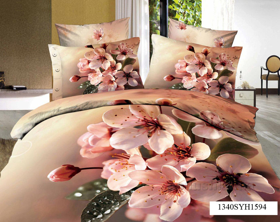 Постельное белье Word of Dream H1594 Вишневый цвет