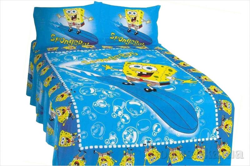 Постельное белье Word of dream KT Sponge Bob