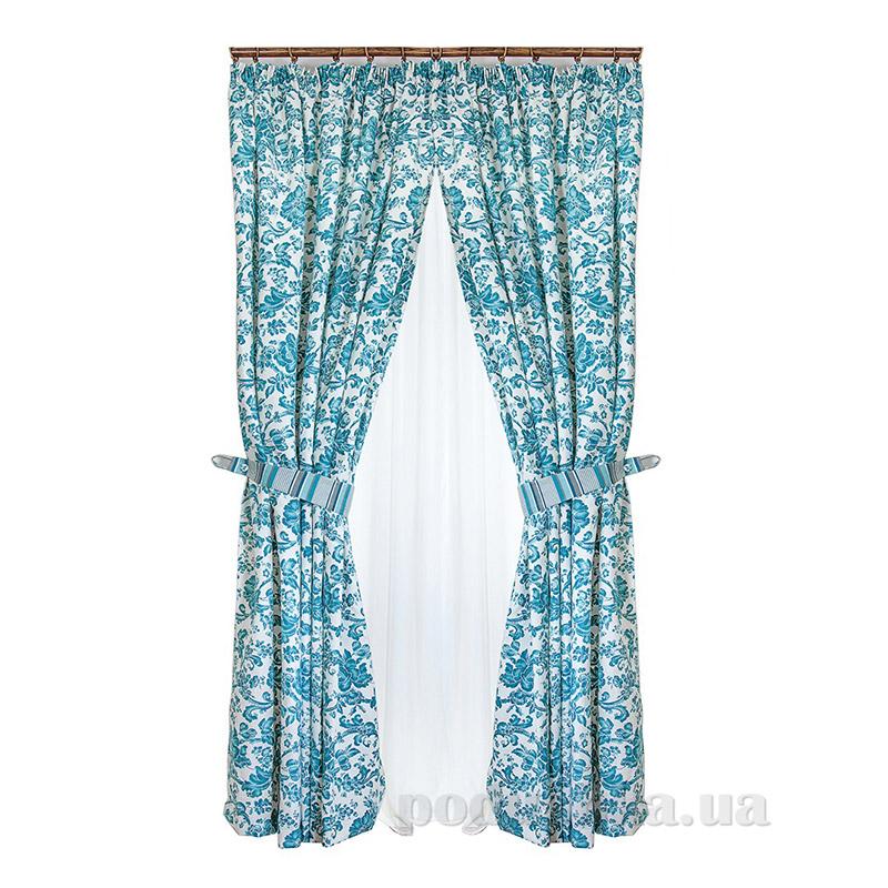 Комплект штор Прованс Allure blue