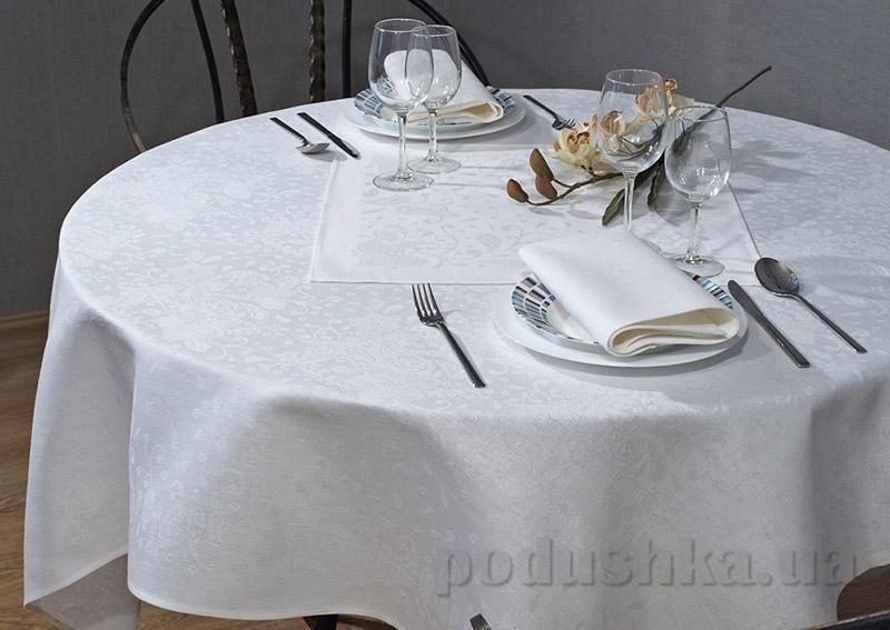 Комплект столовый Белорусский Лен 10С229 рис.86 Катюша