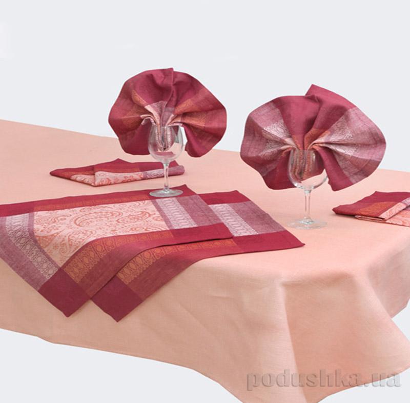 Комплект столовый Белорусский лен 15с256