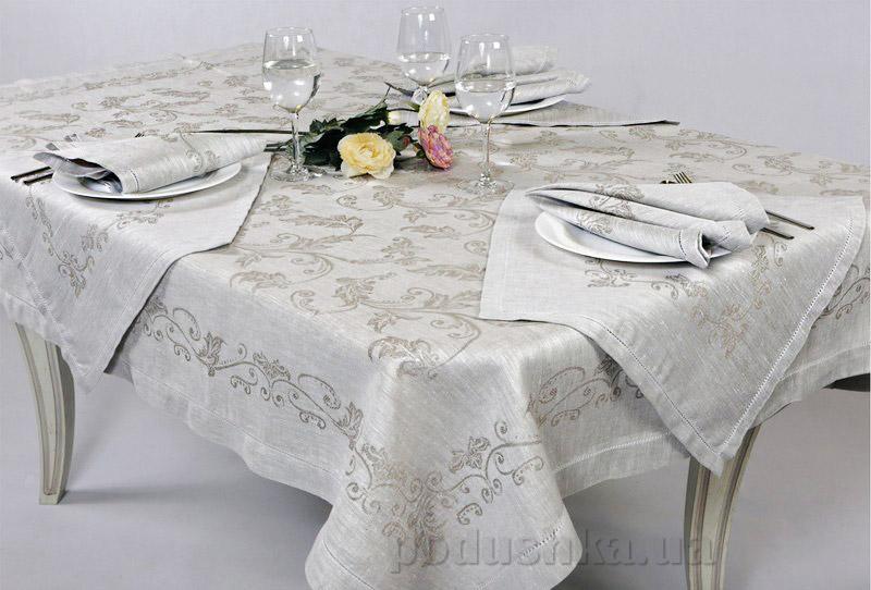 Комплект столовый Каприз Белорусский лен 12с508