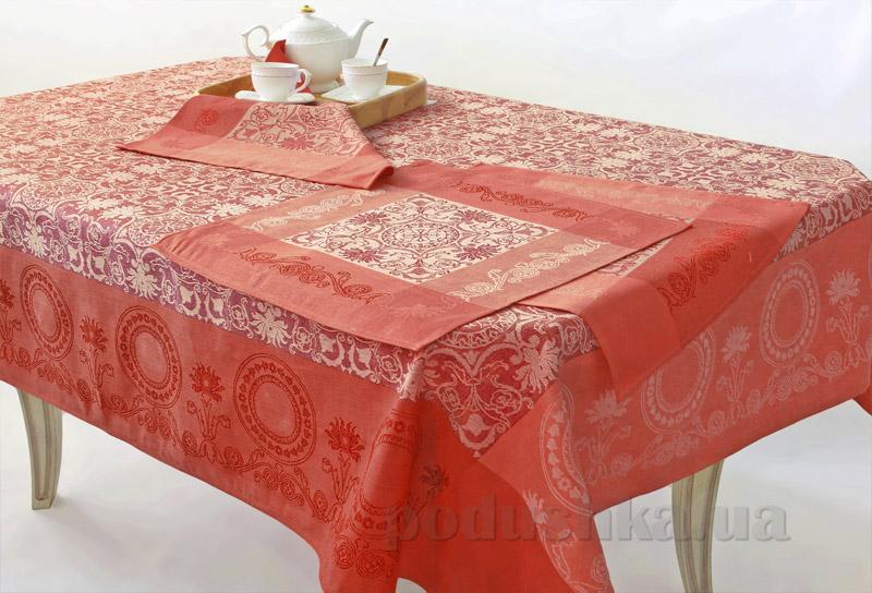 Комплект столовый льняной Белорусский лен 11С507-ШР+К/УП.82.7